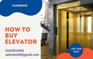 how to buy elevator in bangladesh